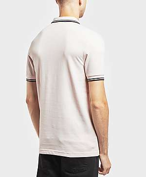 ... Fred Perry Twin Tipped Short Sleeve Polo Shirt d7074ec88e82c