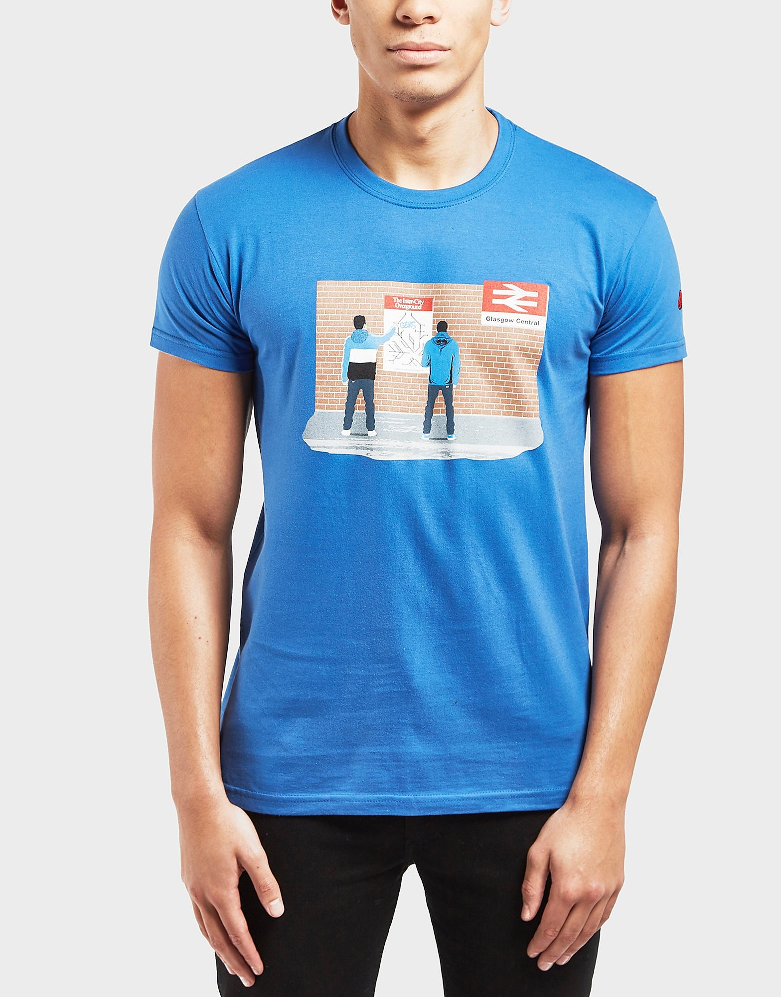 80s Casuals Gers Station Short Sleeve T-Shirt - Exclusive