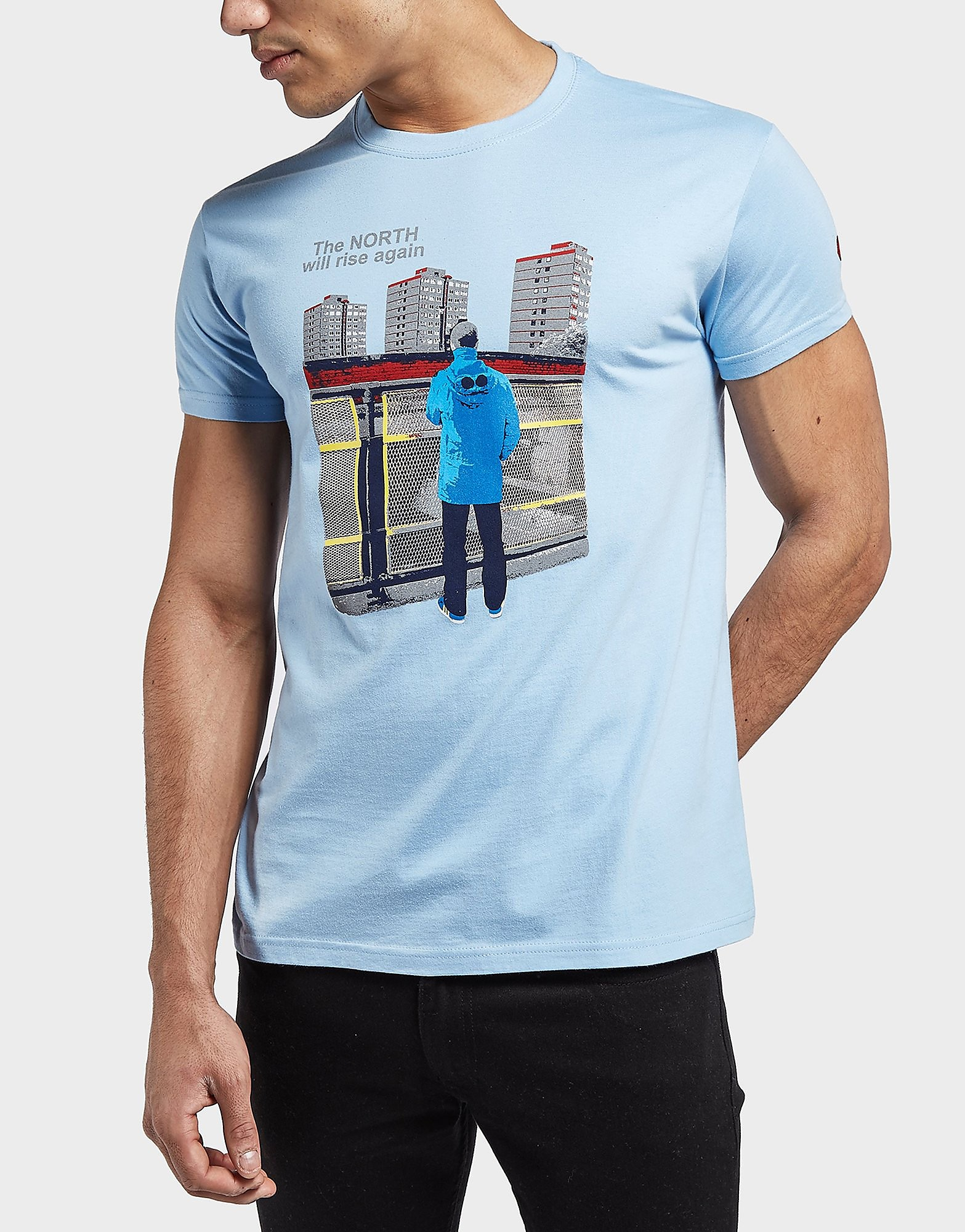 80s Casuals North Will Rise Short Sleeve T-Shirt