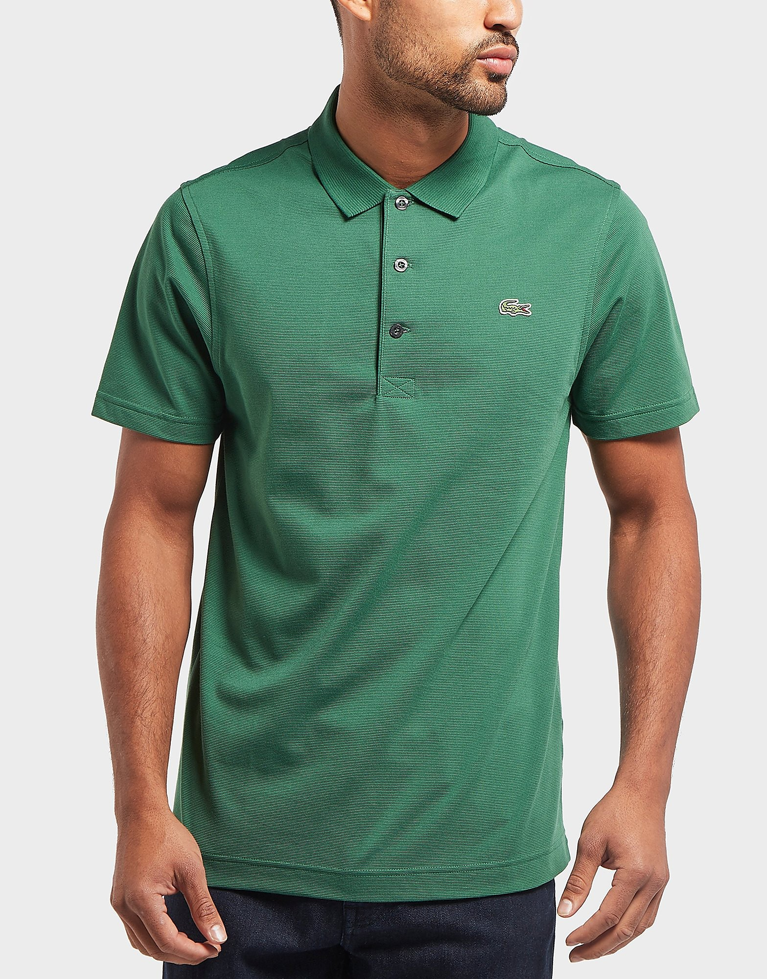 Lacoste Alligator Short Sleeve Polo Shirt
