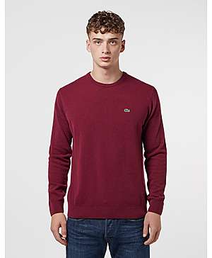 326c43cef53900 Lacoste Classic Knitted Jumper ...