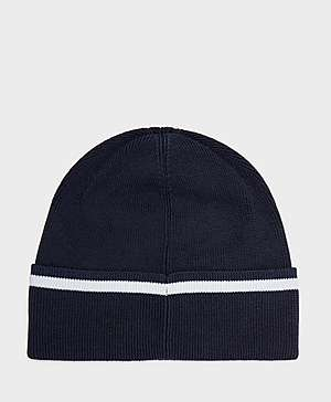 Lacoste Knitted Retro Logo Beanie Lacoste Knitted Retro Logo Beanie 628da79b265