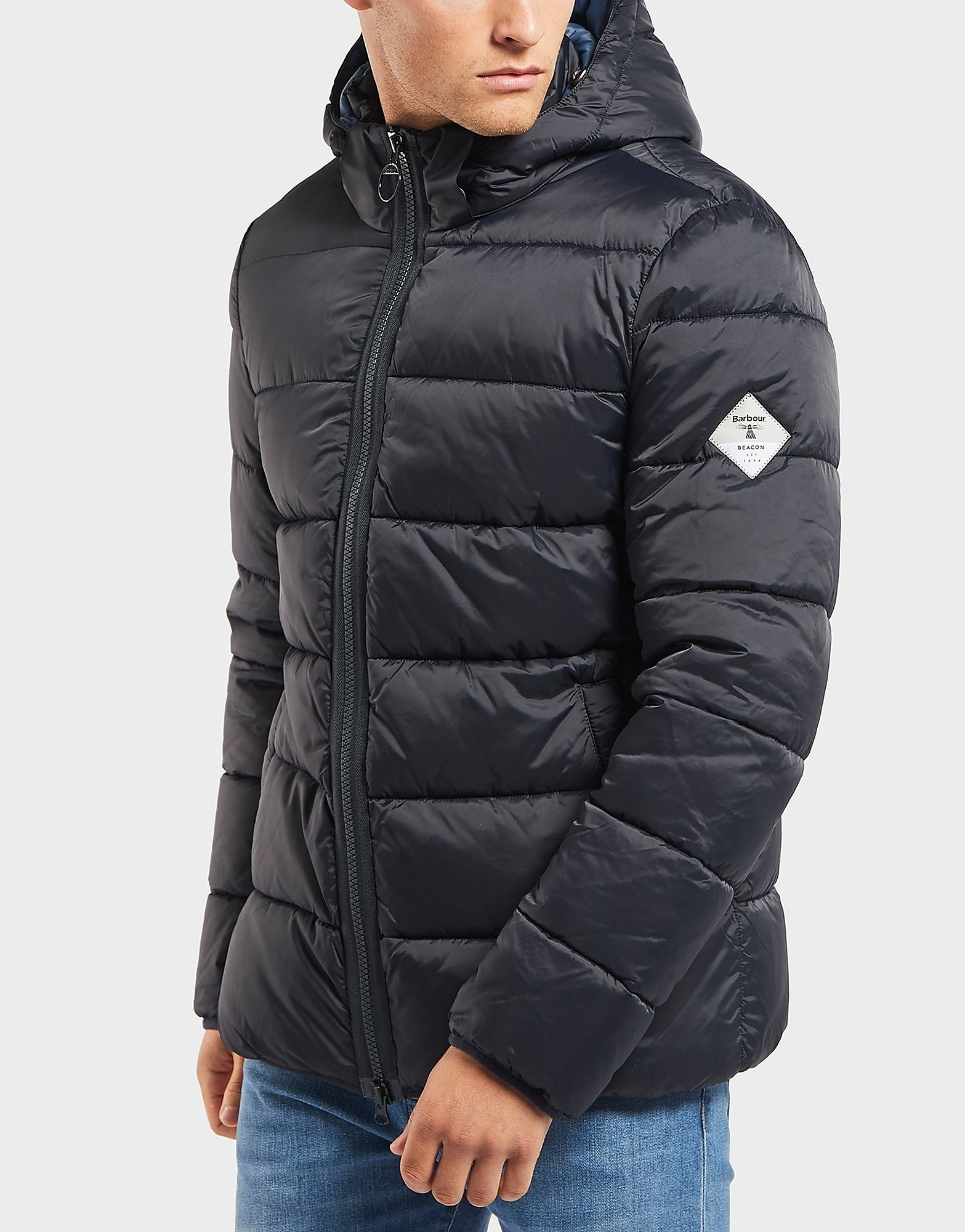 Barbour Beacon Hike Baffle Padded Jacket