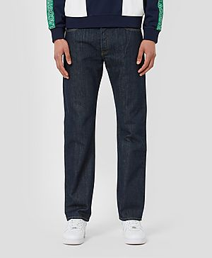 Levis 501 Straight Fit Jeans