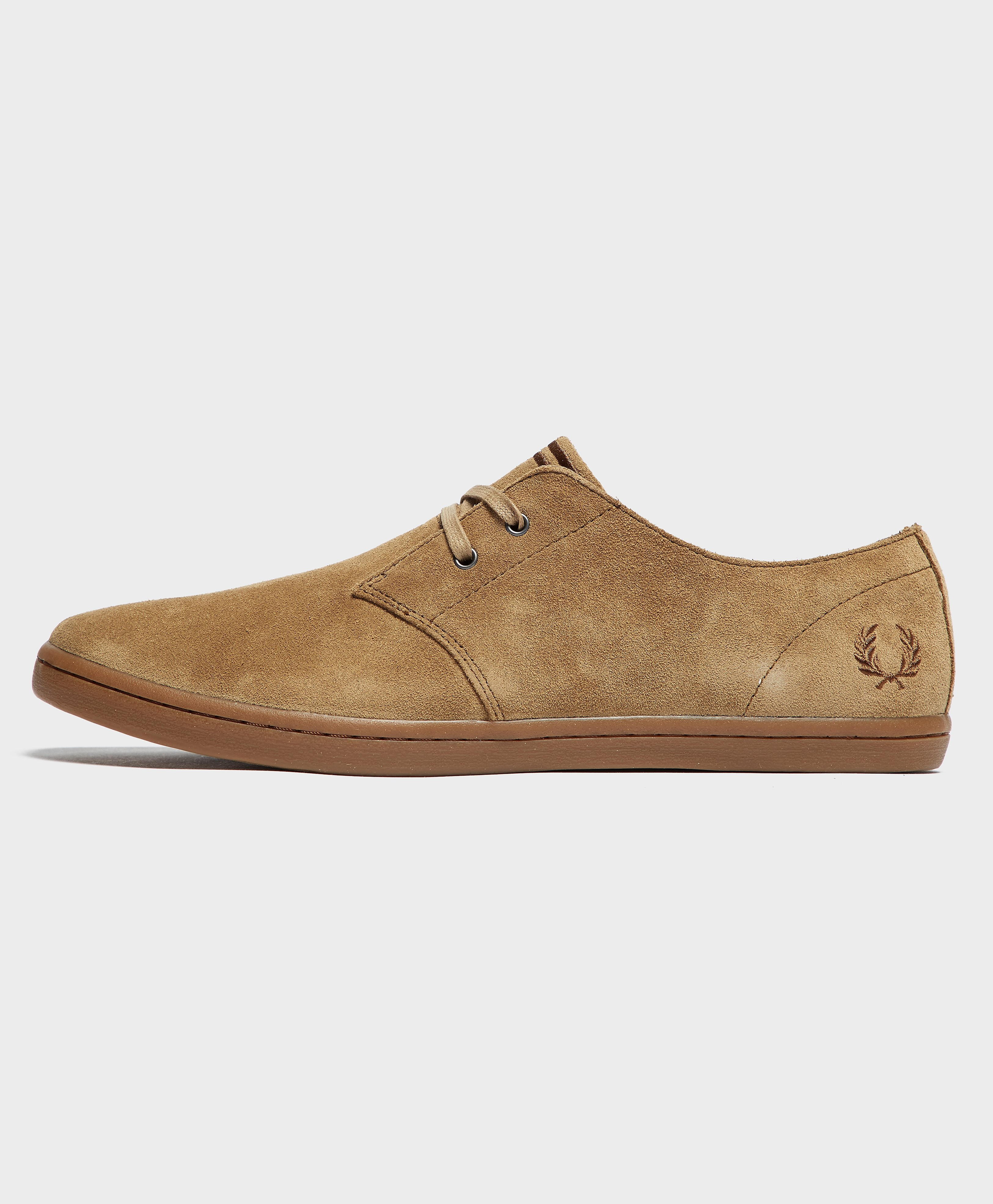 Fred Perry Byron Lo Suede
