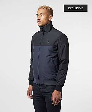 a678294da0b ... Fred Perry Colour Block Brentham Jacket - Exclusive