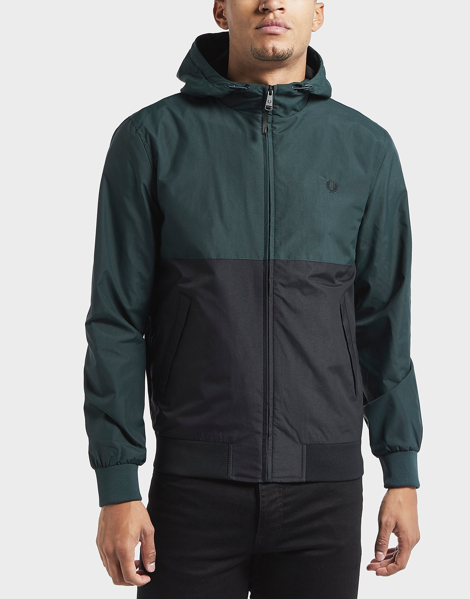 Fred Perry Colour Block Brentham Jacket - Exclusive