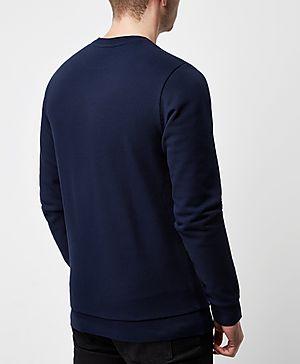 Lacoste Pique Crew Sweatshirt