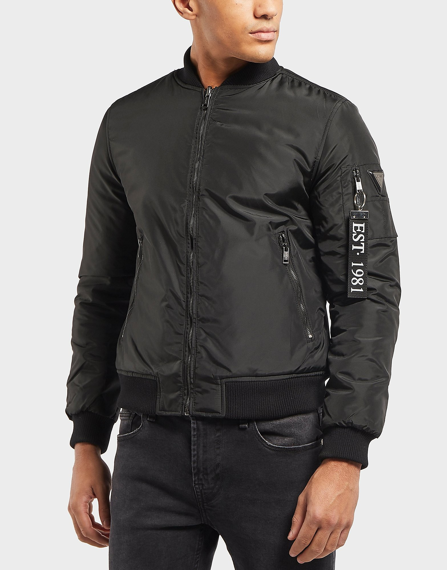 GUESS Reversible Bomber Jacket
