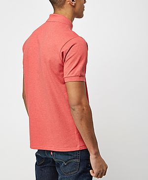 Lacoste L1212 Marl Polo Shirt