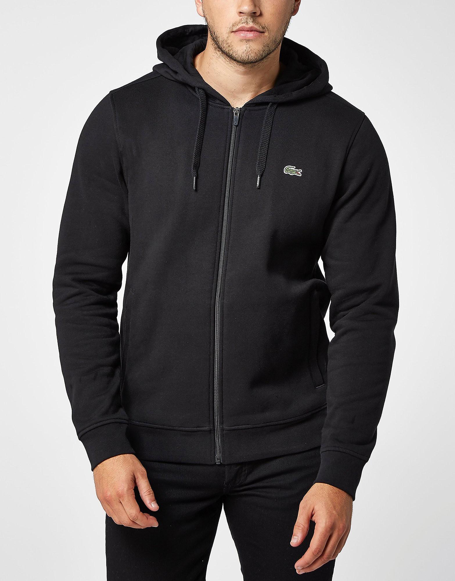 Lacoste Full Zip Fleece Hoody