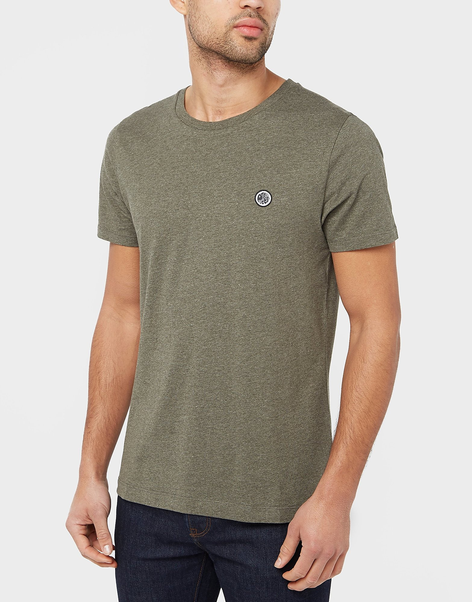 Pretty Green S&P Crew Neck Short Sleeve T-Shirt - Exclusive