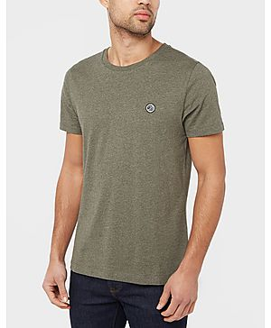 Pretty Green S&P Marl Crew Neck T-Shirt - Exclusive