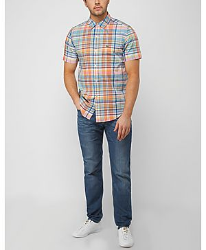 Lacoste Madras Check Shirt