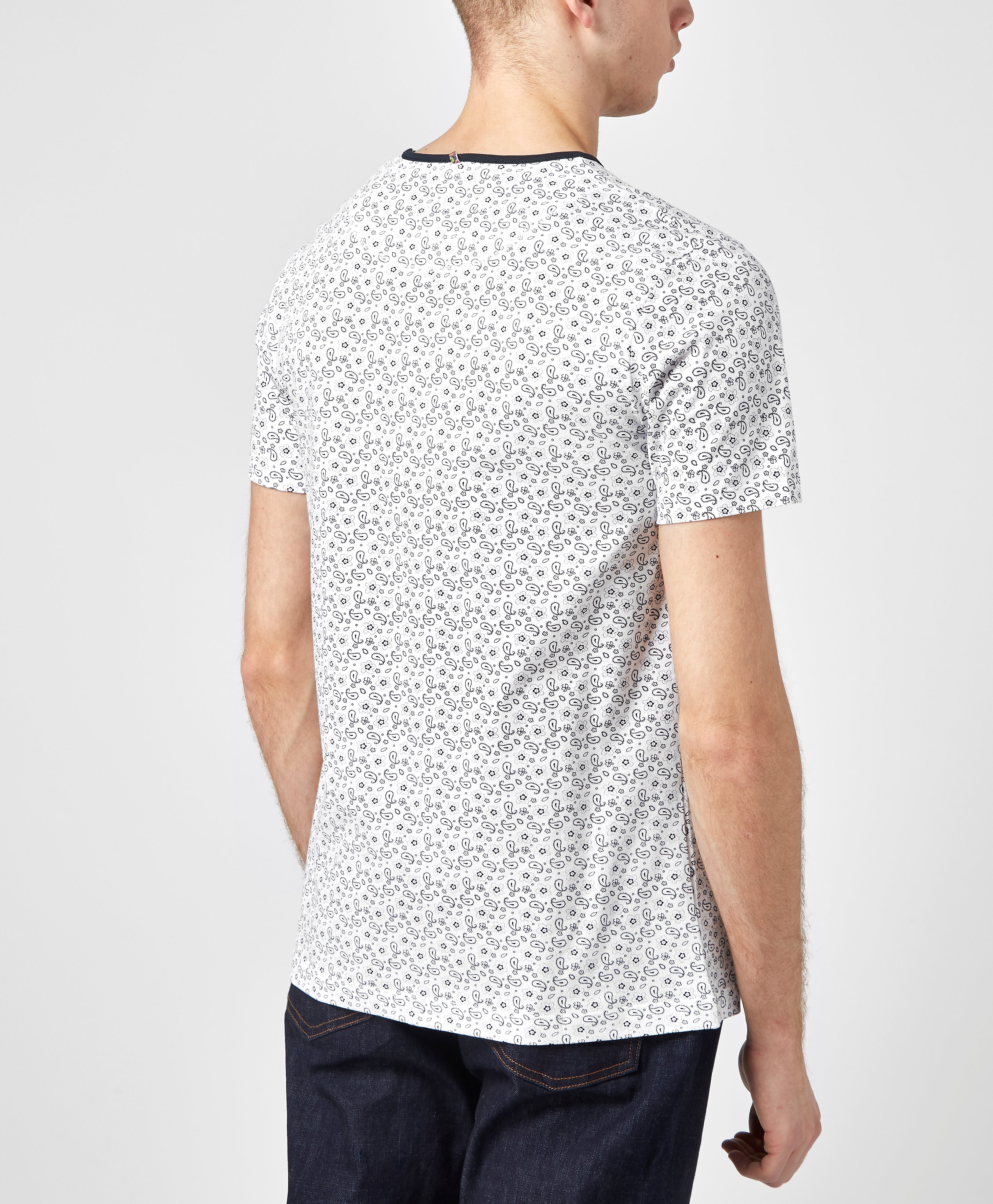 Pretty Green Paisley T-Shirt - Exclusive