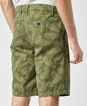 Pretty Green Foxley Paisley Short