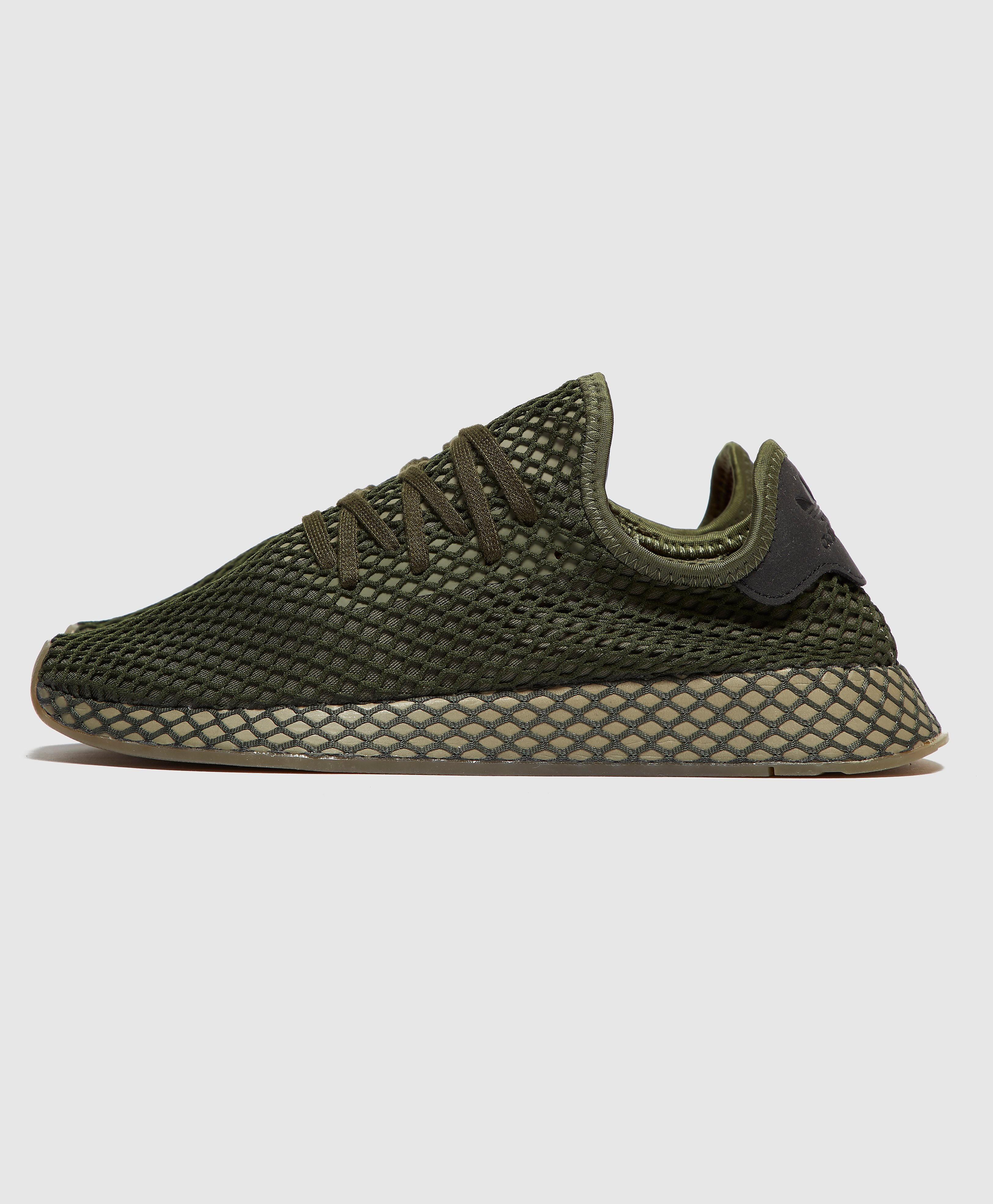 best website a8602 744a2 adidas Originals Deerupt - Green, Green
