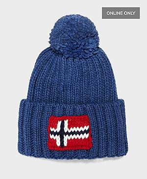 e9eb851eca8 Napapijri Semiury Bobble Hat ...