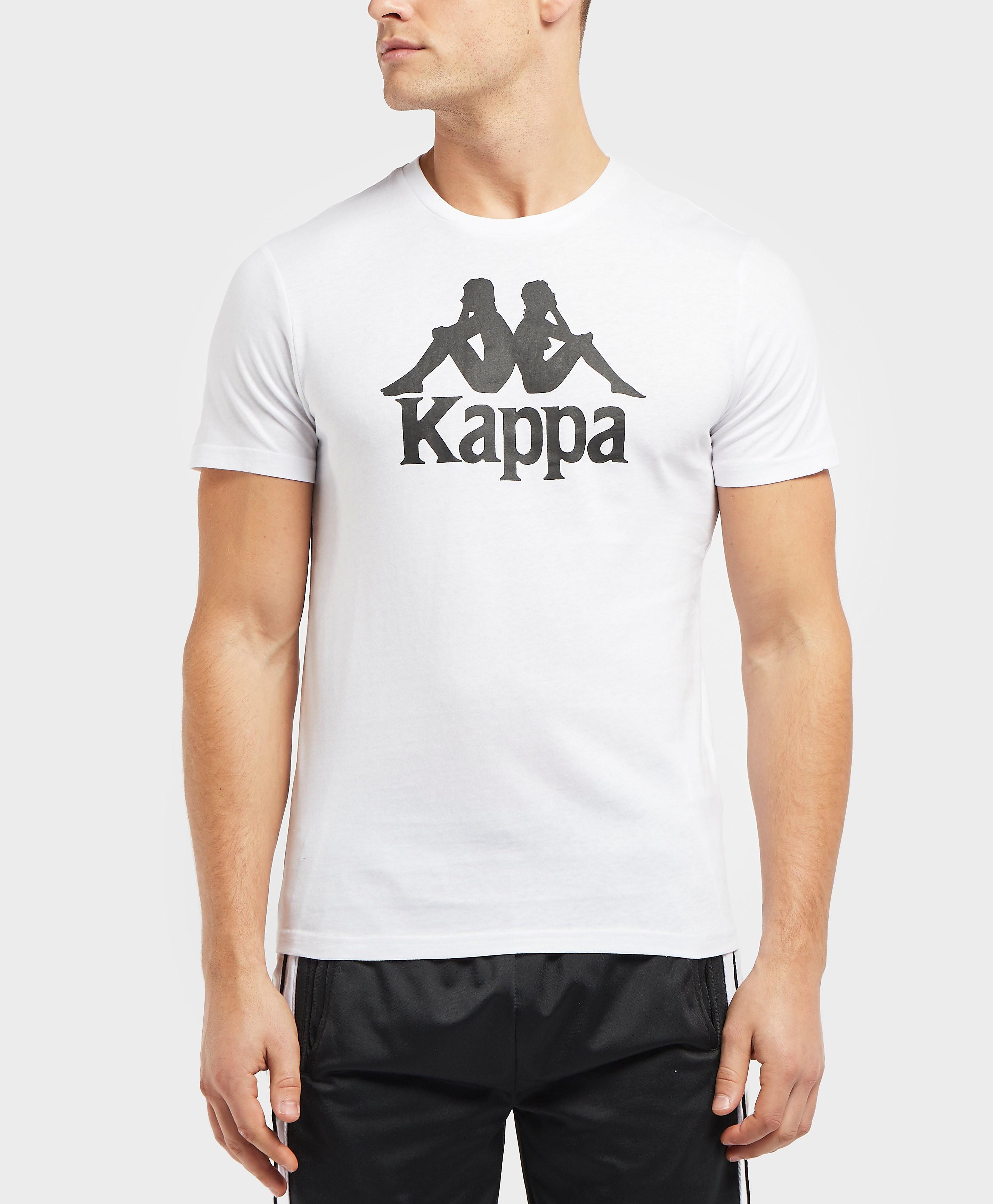 Kappa Authentic Logo Short Sleeve T-Shirt