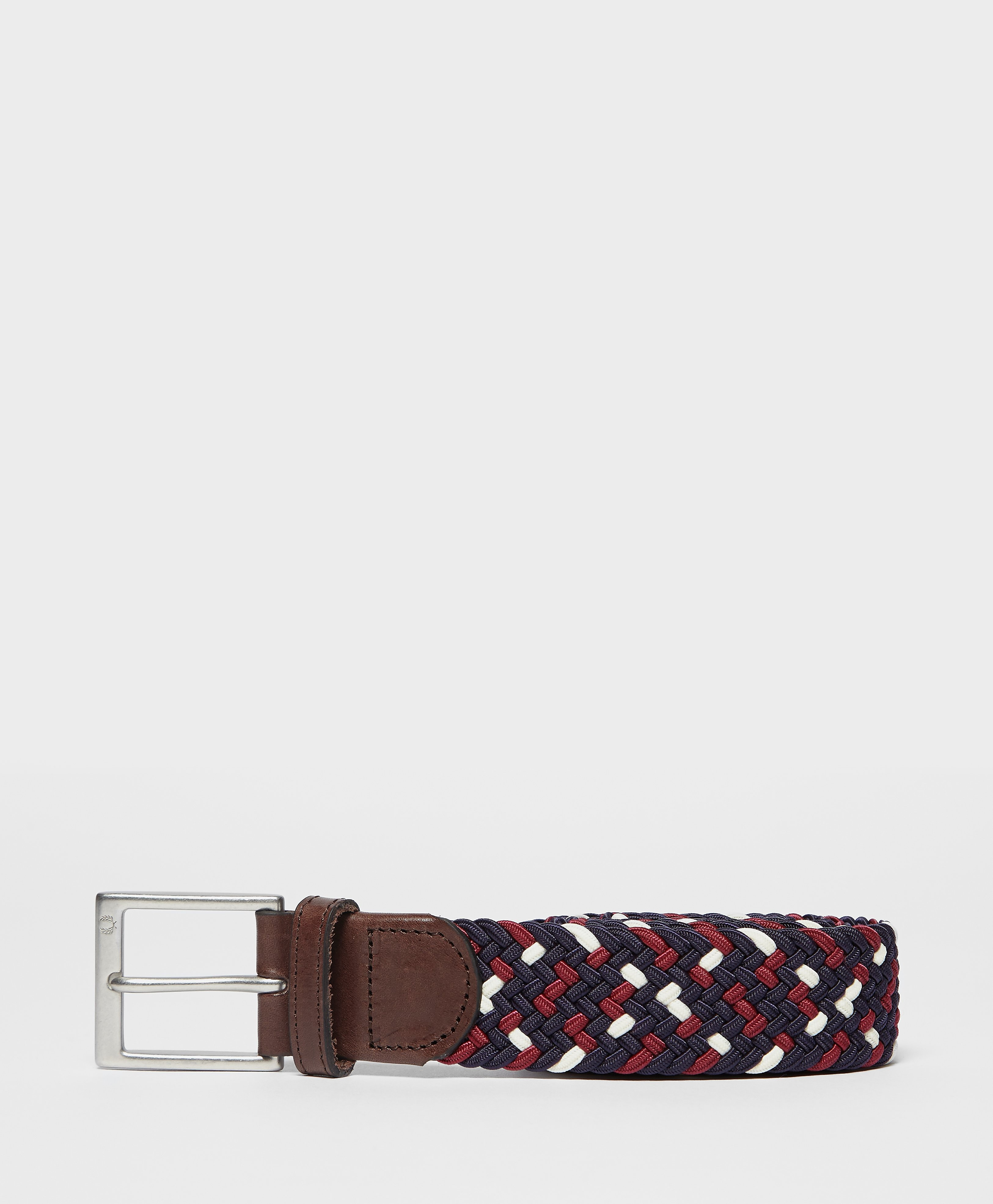 Fred Perry Woven Fleck Belt