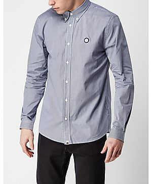 Pretty Green Glendale Long Sleeve Shirt