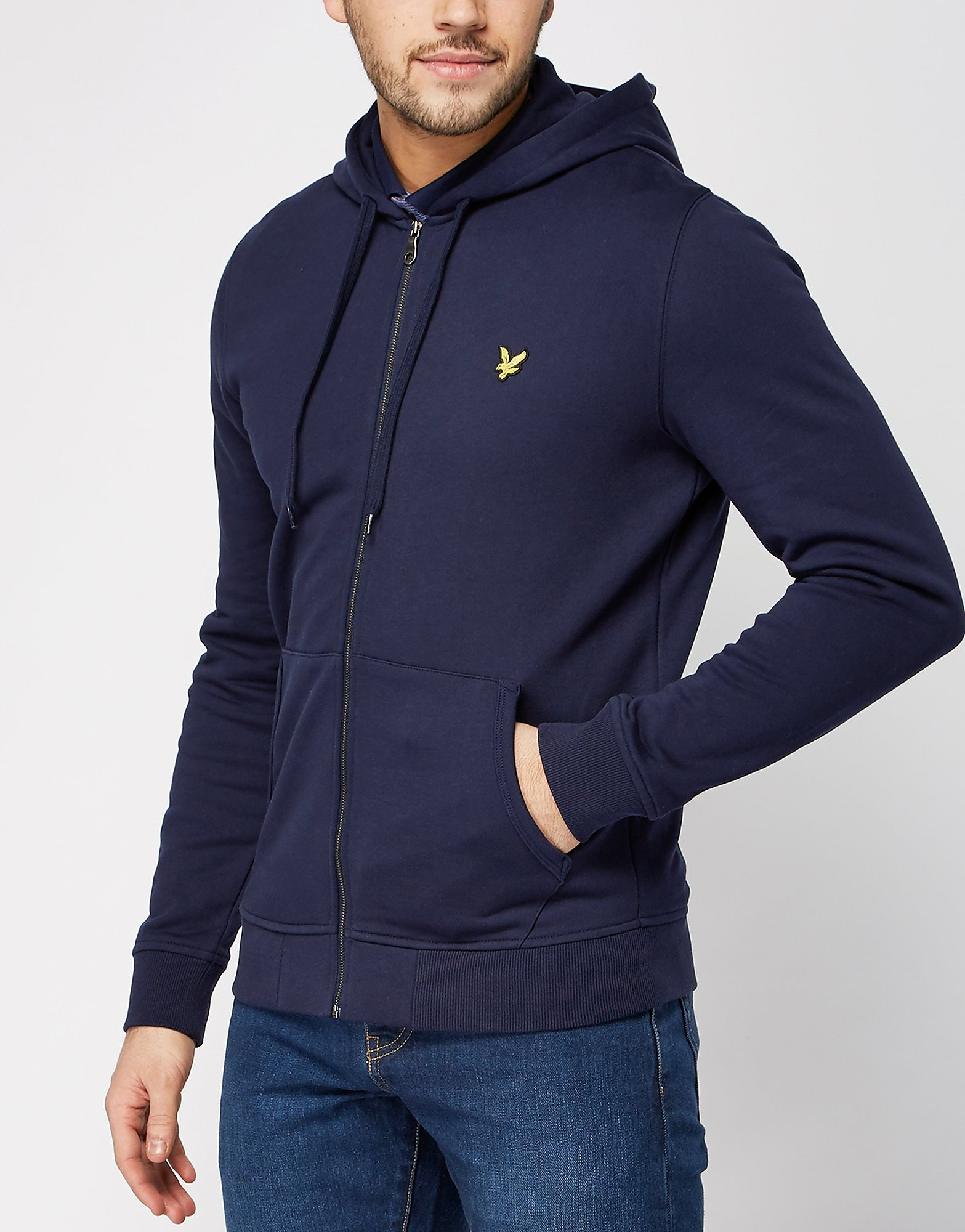 Lyle & Scott Zip Hoody