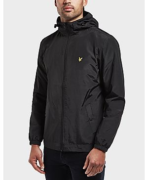 Lyle & Scott Full Zip Hooded Jacket