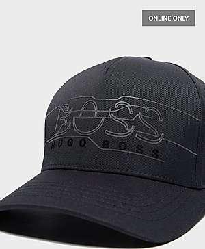 35481e6d514 BOSS Reflective Logo Cap BOSS Reflective Logo Cap