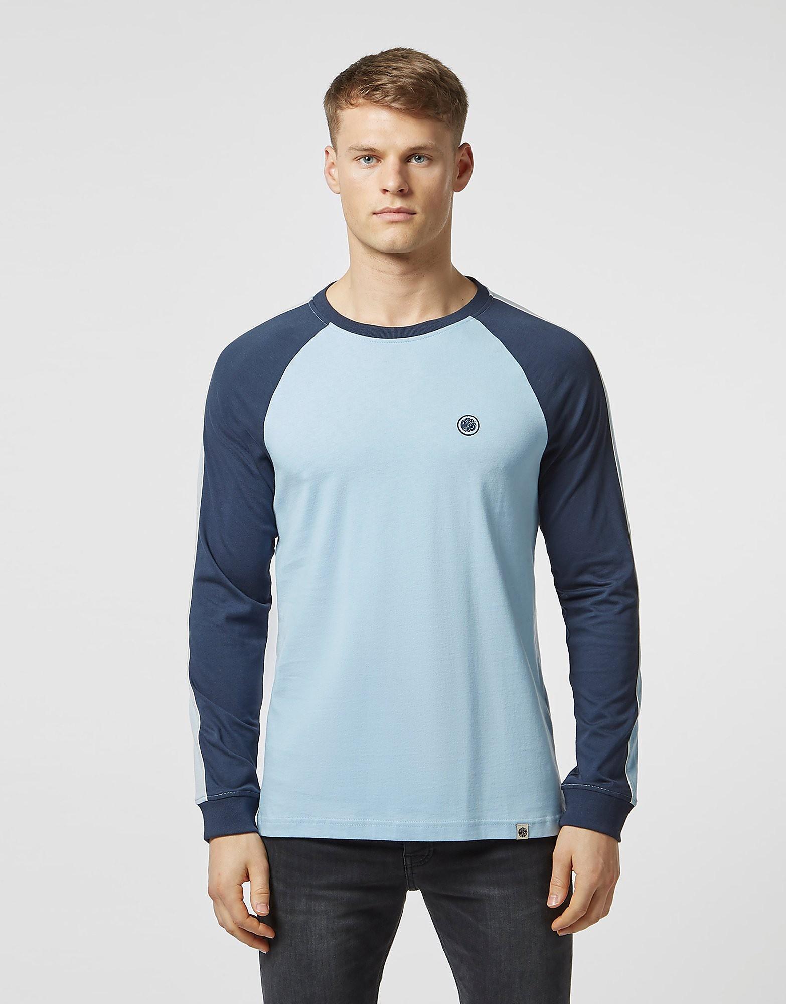 Pretty Green Elland Long Sleeve T-Shirt