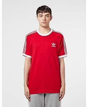 32200a281eb1 adidas Originals 3-Stripes California Short Sleeve T-Shirt ...