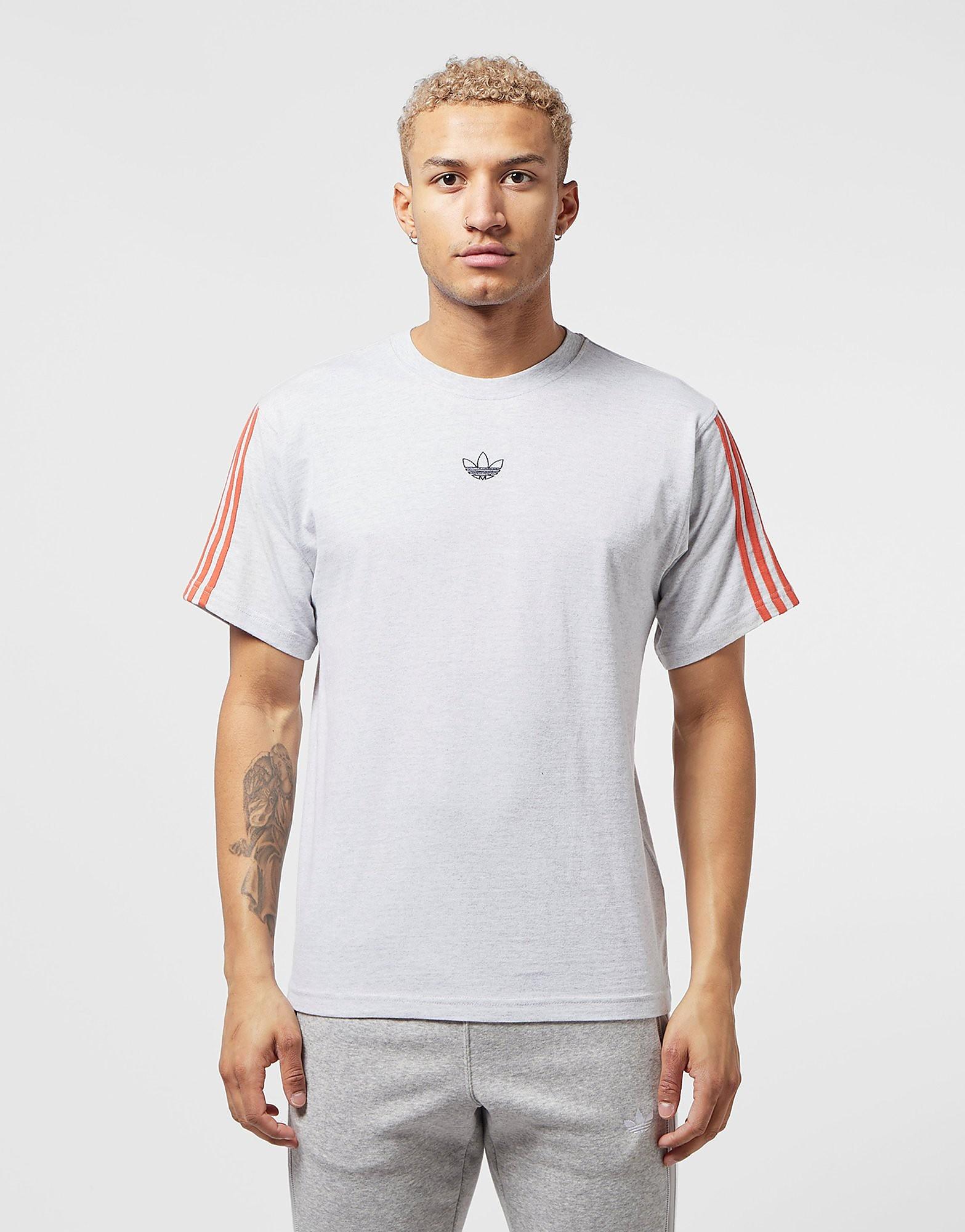 adidas Originals Floating Short Sleeve T-Shirt