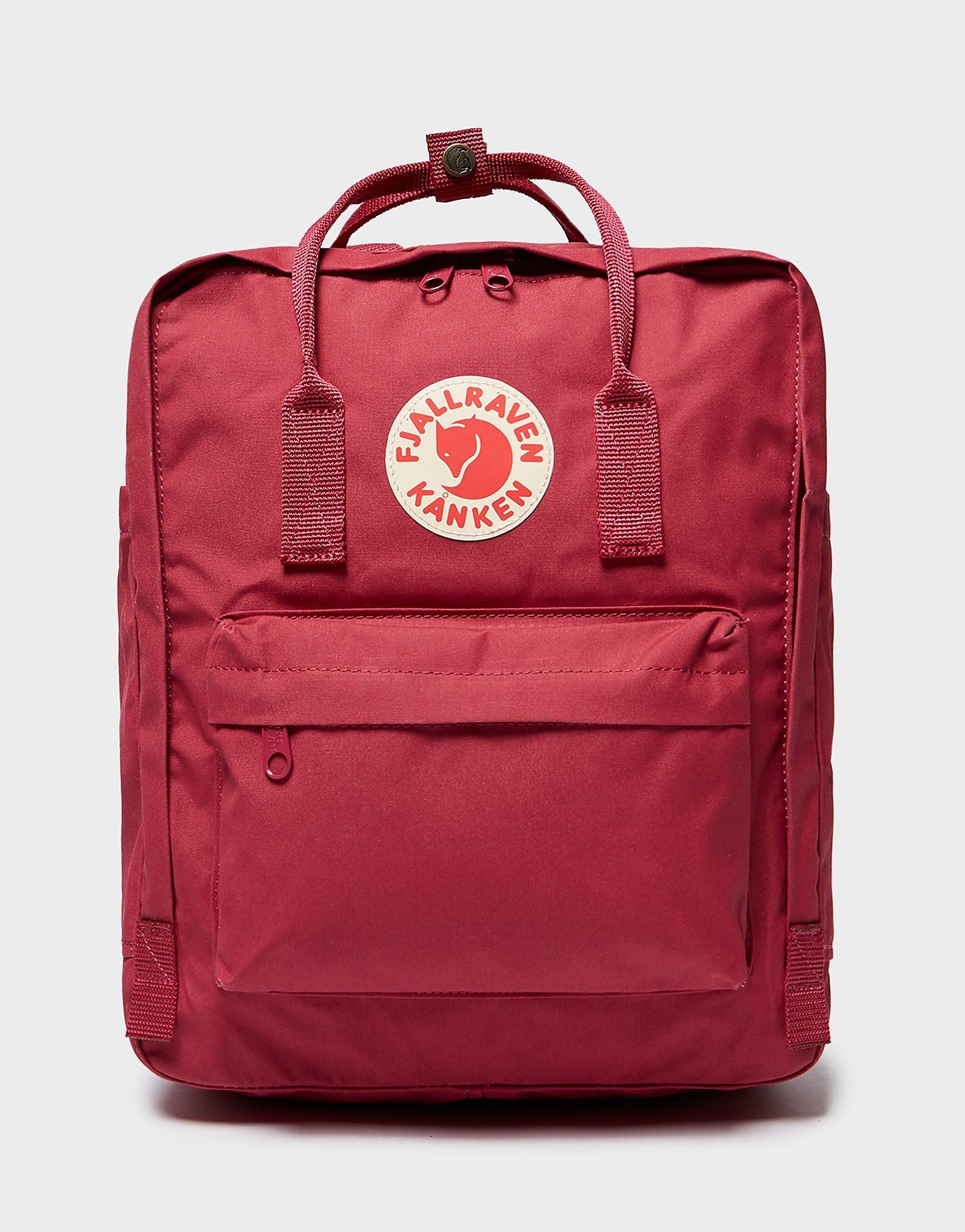 Fjallraven Kanken Backpack - Plum/Plum, Plum/Plum