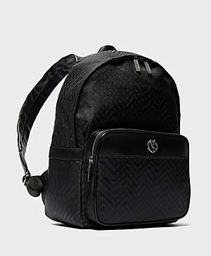 53676274e24d Versace Jeans Linea Chevron Backpack Versace Jeans Linea Chevron Backpack
