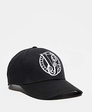 Versace Jeans Embroidered Patch Cap ... 3f6433bb2f9c