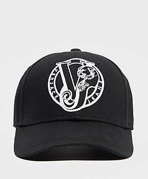 d810417a87e Versace Jeans Embroidered Patch Cap Versace Jeans Embroidered Patch Cap