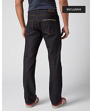 Aquascutum Five Pocket Straight Fit Jeans - Exclusive