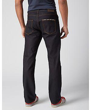 Aquascutum Five Pocket Straight Fit Jeans - Exclusive