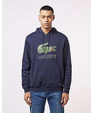 77c2aca4e02 Lacoste Large Logo Vintage Hoodie ...