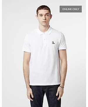 6920ab31839d Lacoste Beach Croc Logo Short Sleeve Polo Shirt ...