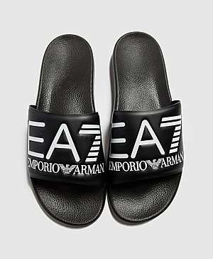 50650411ac34 Emporio Armani EA7 Vis Slides ...