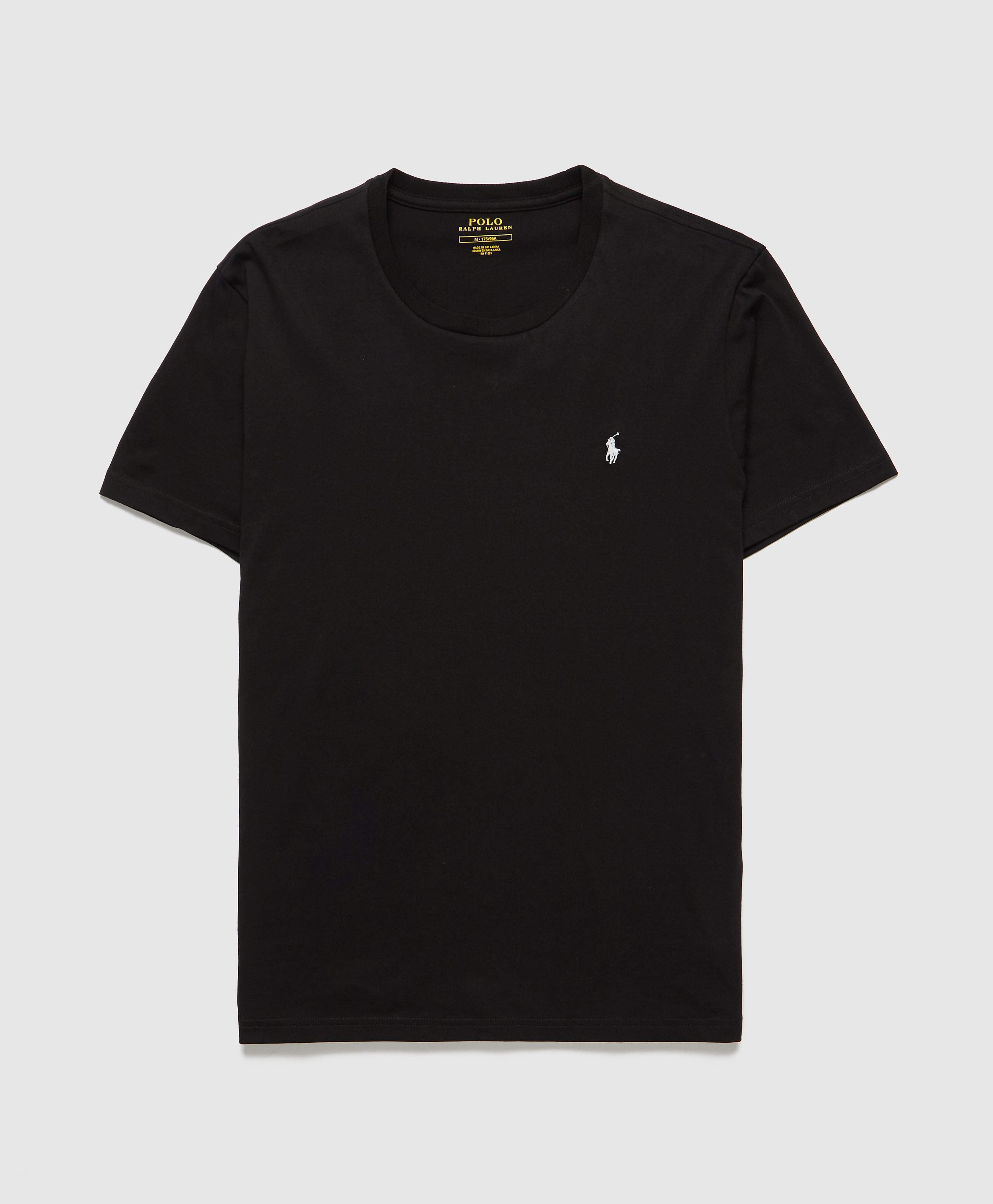 Polo Ralph Lauren Basic Short Sleeve T-Shirt