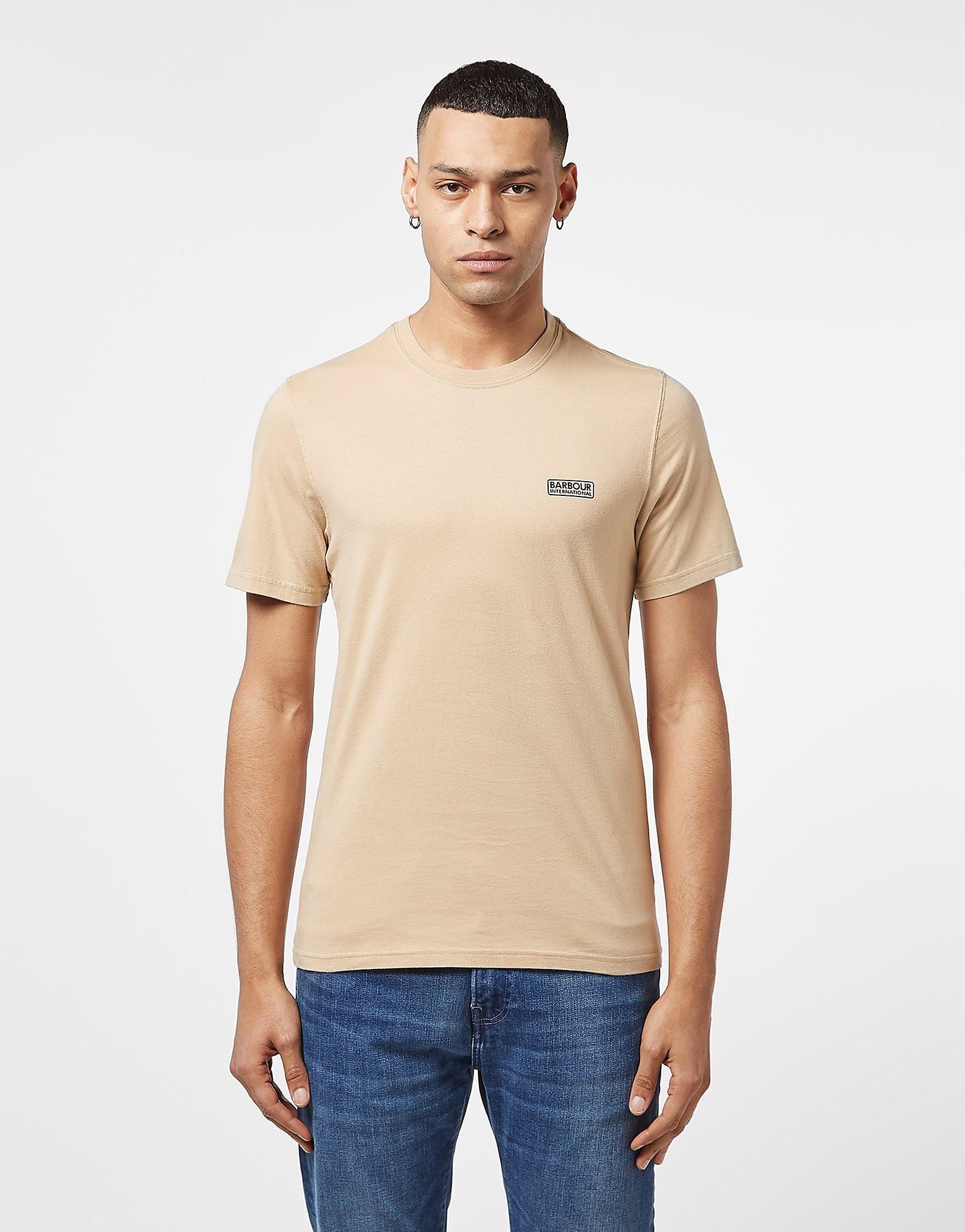 Barbour International Small Logo Short Sleeve T-Shirt