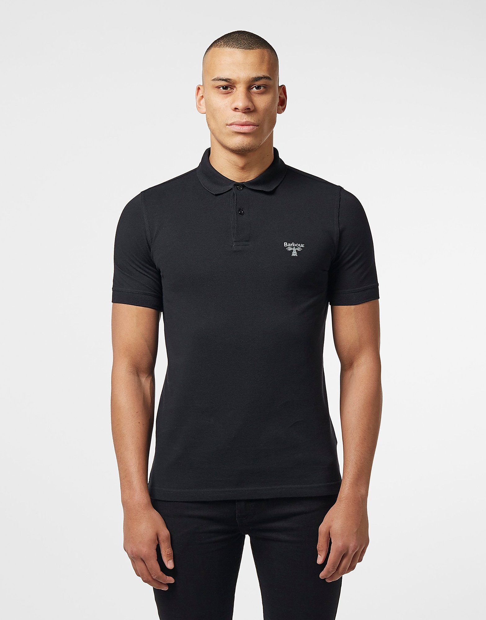Barbour Beacon Short Sleeve Polo Shirt