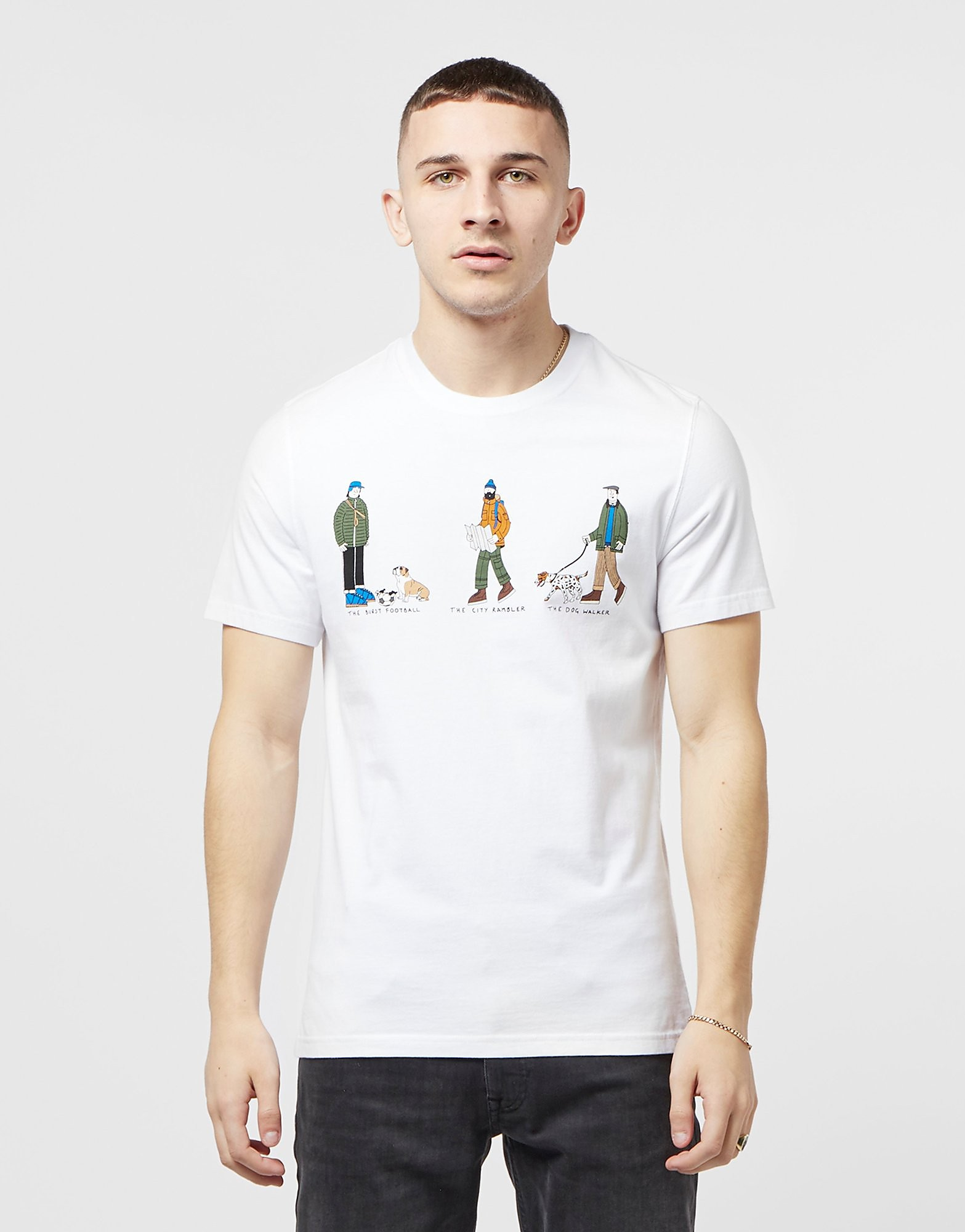 Barbour Josh Parky 2 Short Sleeve Graphic T-Shirt