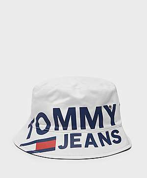 2a9b7e70d90 Tommy Jeans Reversible Bucket Hat ...