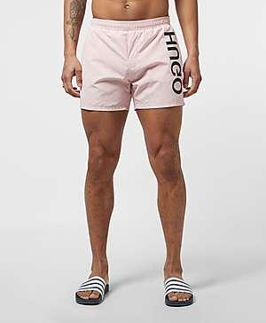 b7db1f5575e HUGO Logo Swim Shorts HUGO Logo Swim Shorts