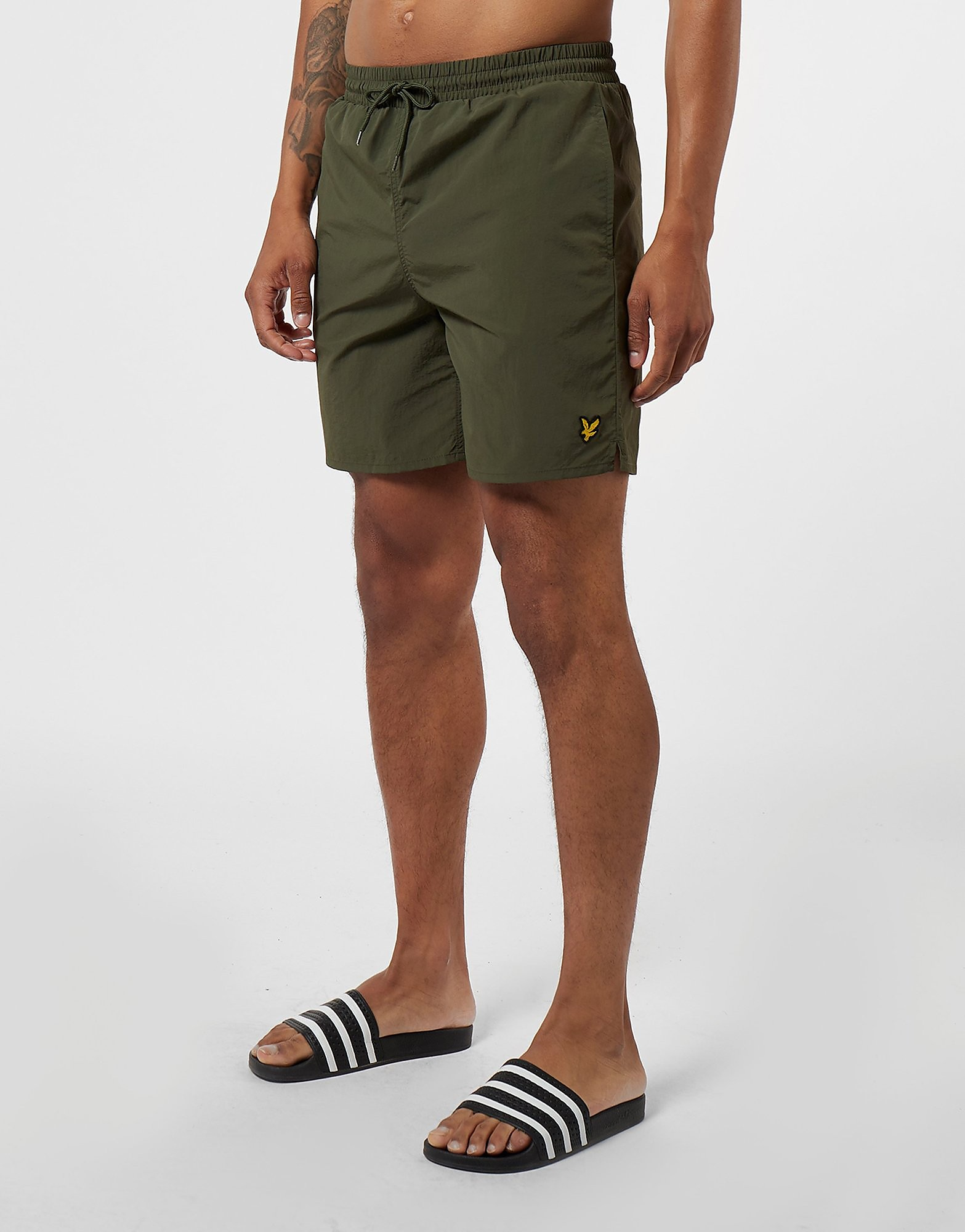 Lyle & Scott Logo Swim Shorts