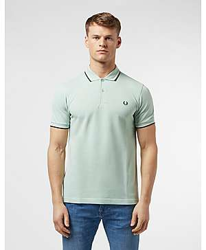 933778694ca Fred Perry Twin Tipped Short Sleeve Polo Shirt ...