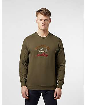 1ef1f6bbae6 Paul and Shark Embroidered Logo Sweatshirt ...