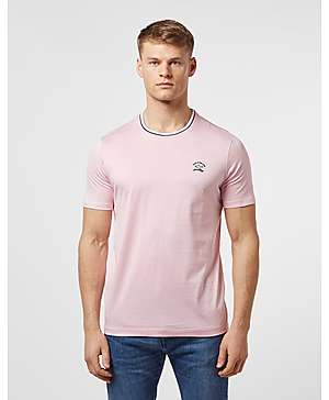 7361fe6b44a Paul and Shark Ringer Jersey Short Sleeve T-Shirt ...
